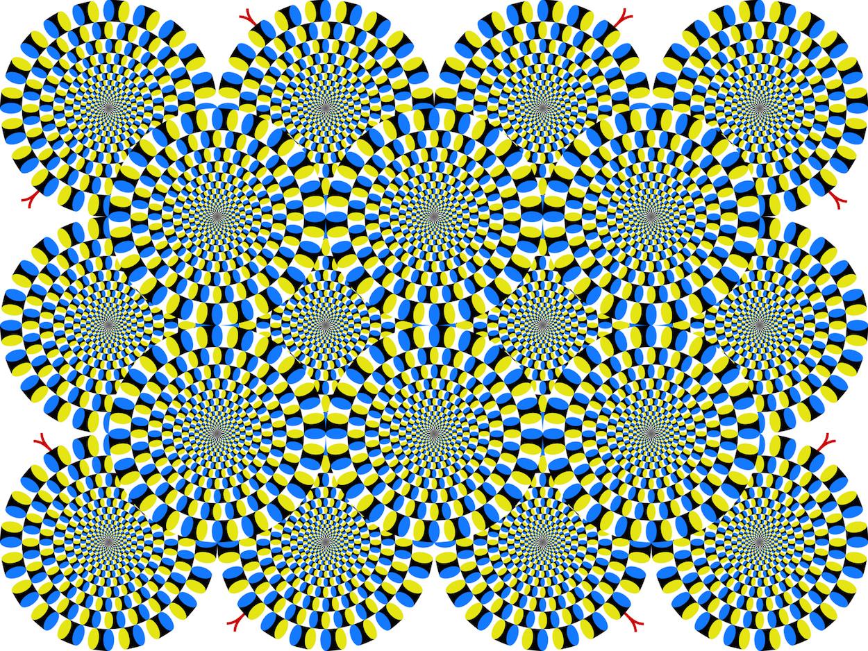 глаз картинки илюзии