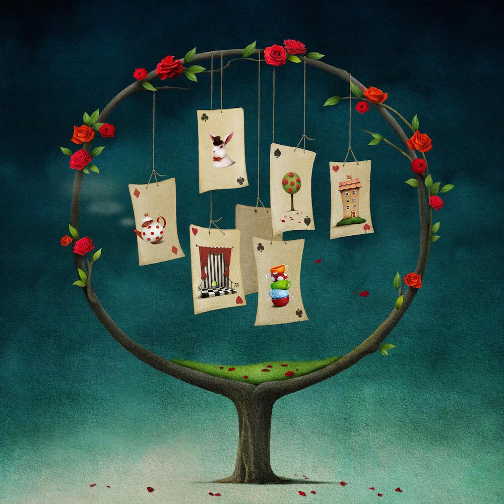 5 настоящих чудес мозга, описанных в книге «Алиса в стране чудес»