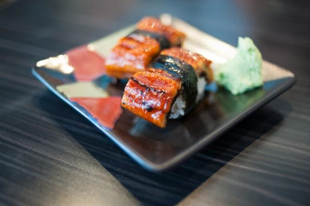 Речной угорь, из которого готовят суши, занесён в Красную книгу из-за истребления человеком