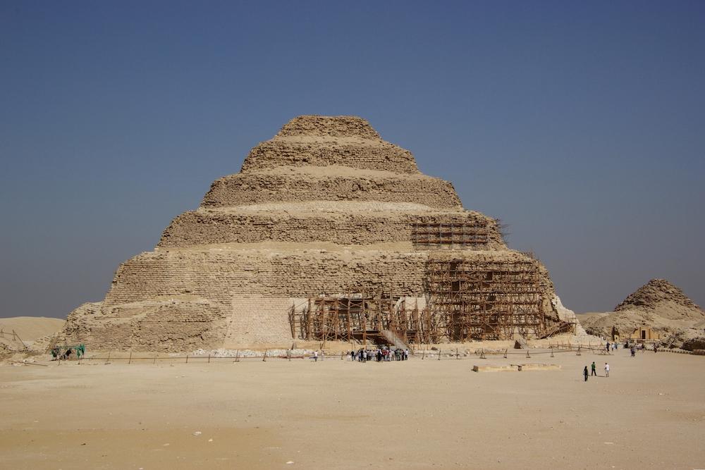 Старейшая пирамида вмире может свидетельствовать осуществовании загадочной цивилизации