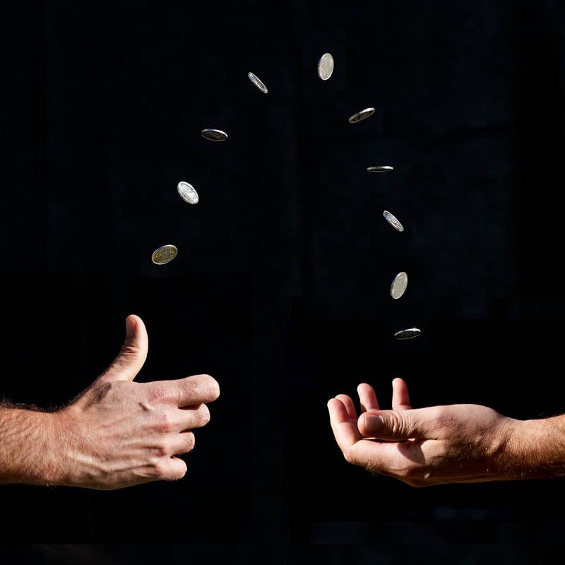 Гадание кидать монеты онлайн