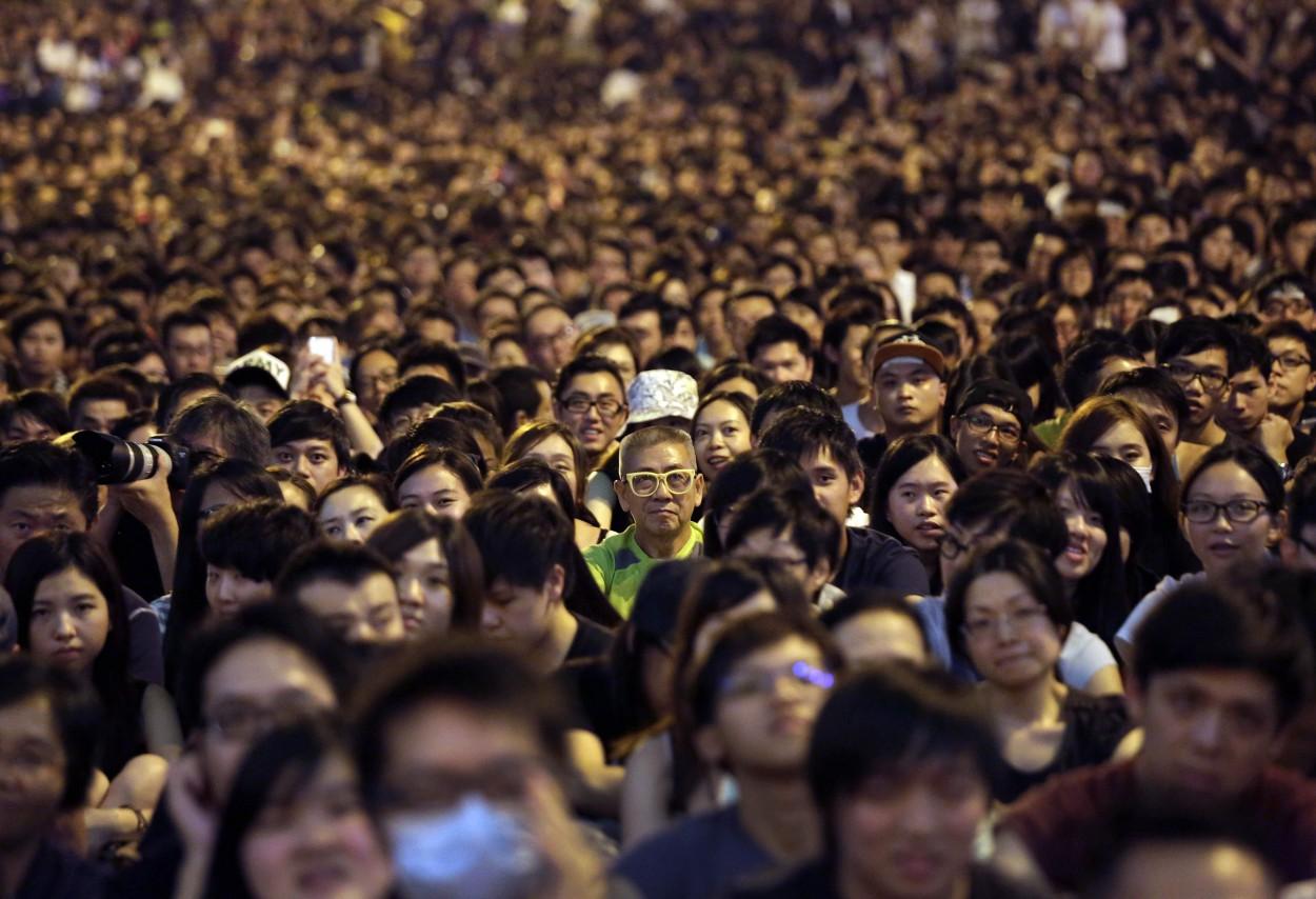 берега много китайцев фото будет преувеличением