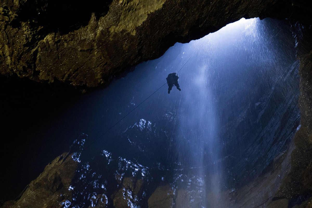 Фотографии подземного мира