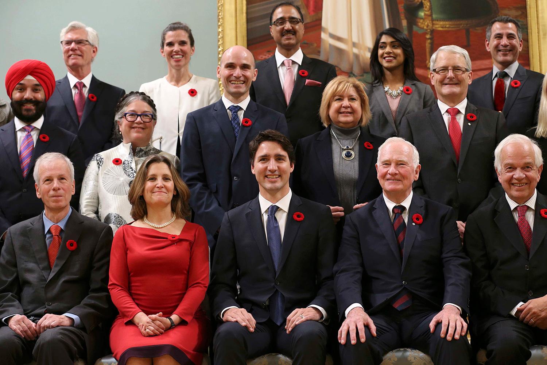 pierre trudeau unified canada