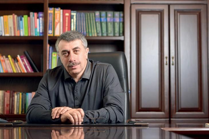 Евгений Комаровский •