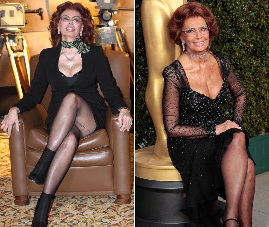 фото зрелых женщин знаменитостей