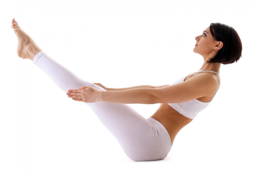 Бикрам йога - йога для похудения