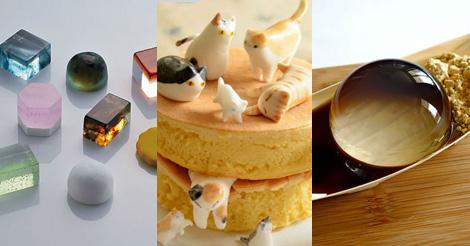 30 фотографий японских десертов — крутейших десертов в мире!