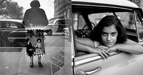 30 неповторимых уличных фотографий обычной няни Вивиан Майер