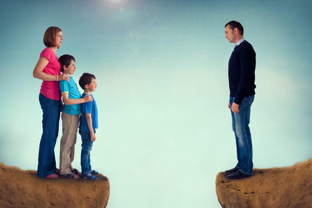 Развод молодой семьи для