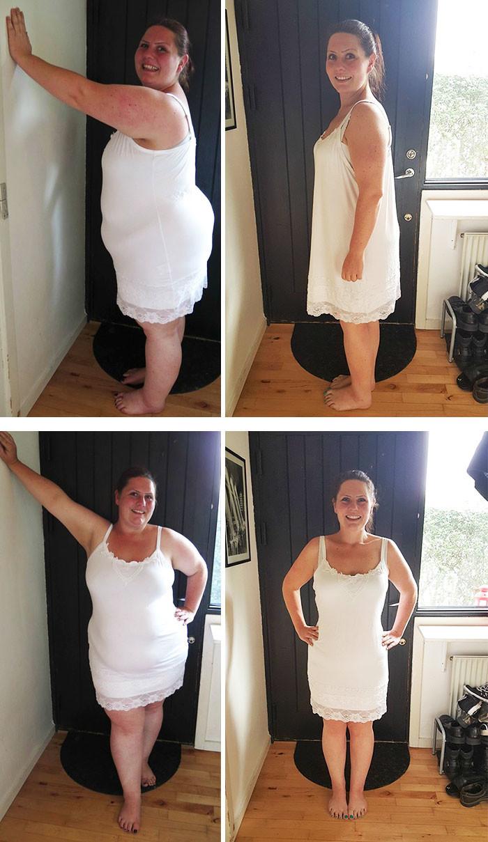 50 людей, похудевших настолько, что их невозможно узнать!