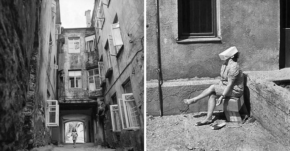 Незабываемая советская Литва в фотографиях Ромуальдаса Пожерскиса