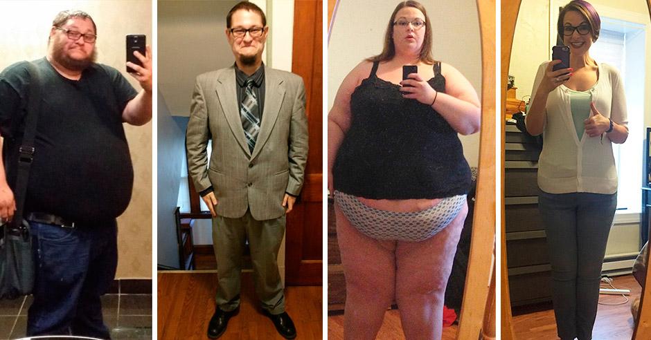 История Человека Похудения. Истории похудения