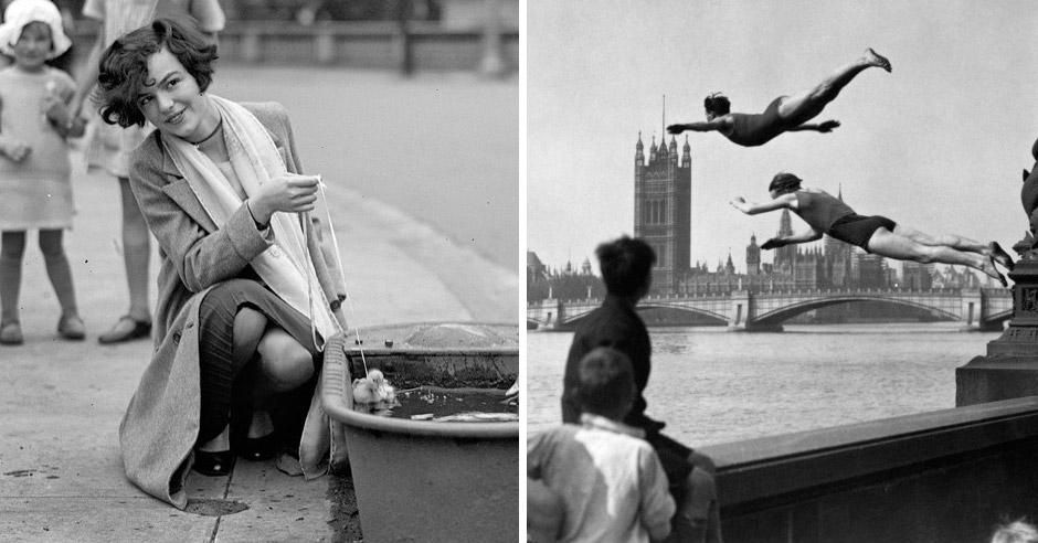 50 волшебных фотографий, которые изменят ваше восприятие прошлого!