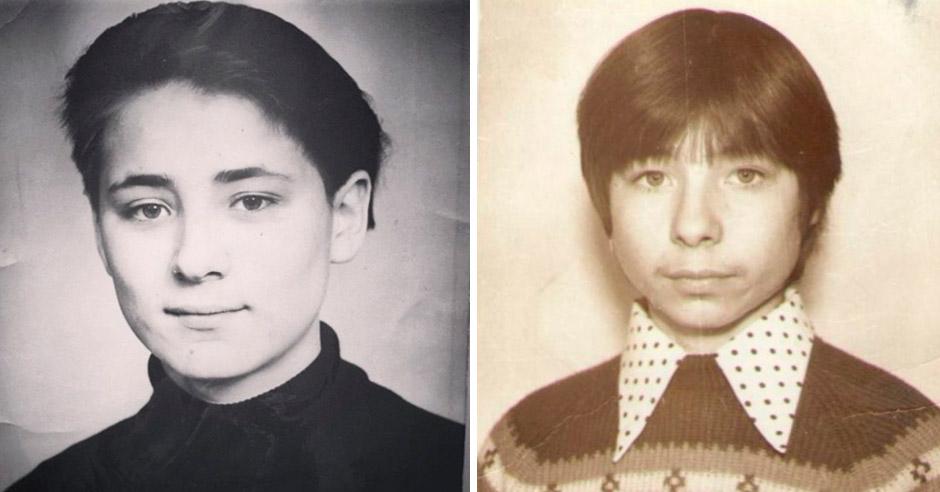 25 фотографий звёзд из выпускных альбомов. Вера Брежнева шокирует!
