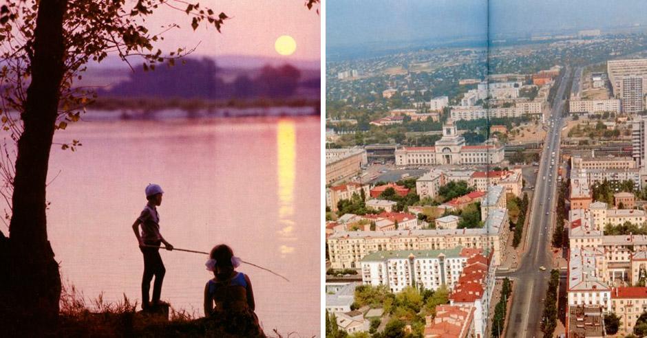 Как выглядел Волгоград в 1980-е годы: 50 уникальных снимков, которые перенесут вас в прошлое