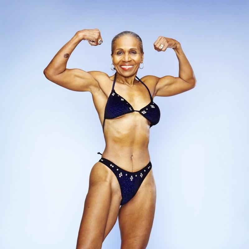 Как нарастить мышцы у пожилых мужчин