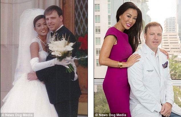 Преуспевающий пластический хирург переделал жену, превратив её в ходячую рекламу своей клиники