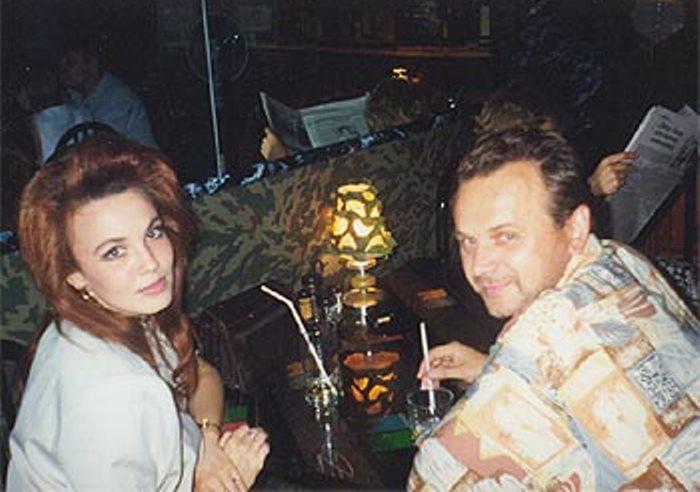 Татьяна Снежина и Сергей Бугаев