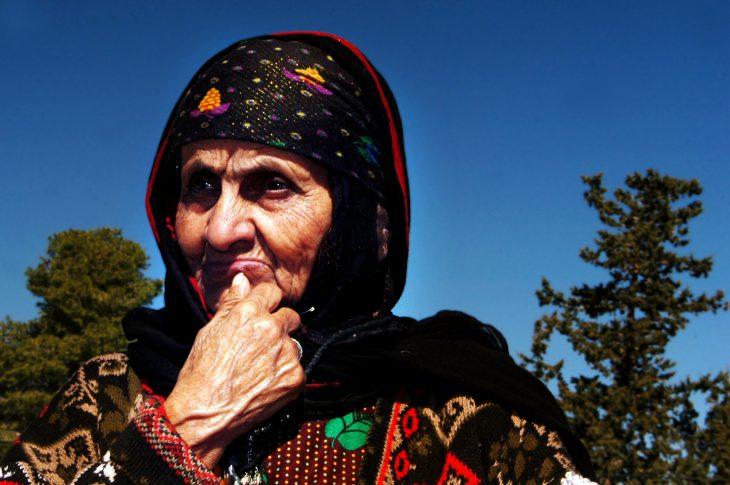 Old Jewish Yemeni Women