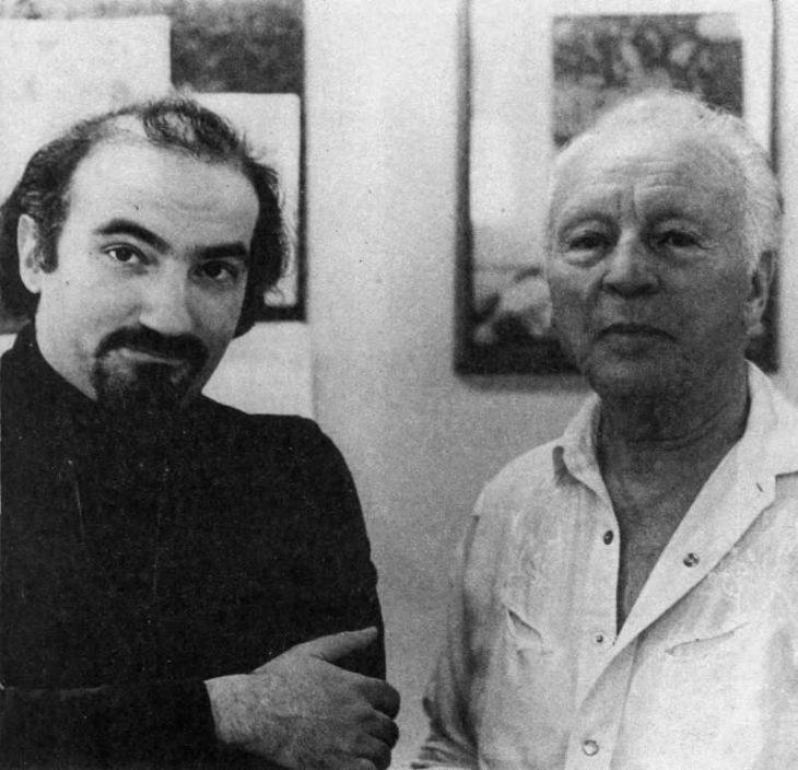 Джордж Баланчин и Соломон Волков