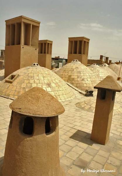 Бадгиры — поражающие воображение древние «кондиционеры», работавшие не хуже современных!