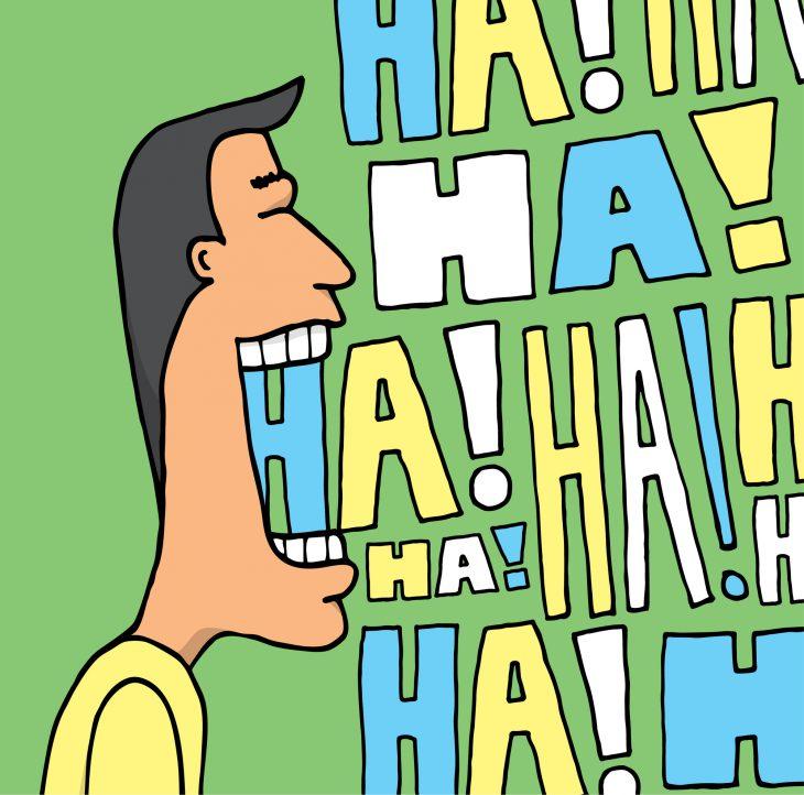 Чудесные анекдоты ишутки, которые без труда развеселят кого угодно