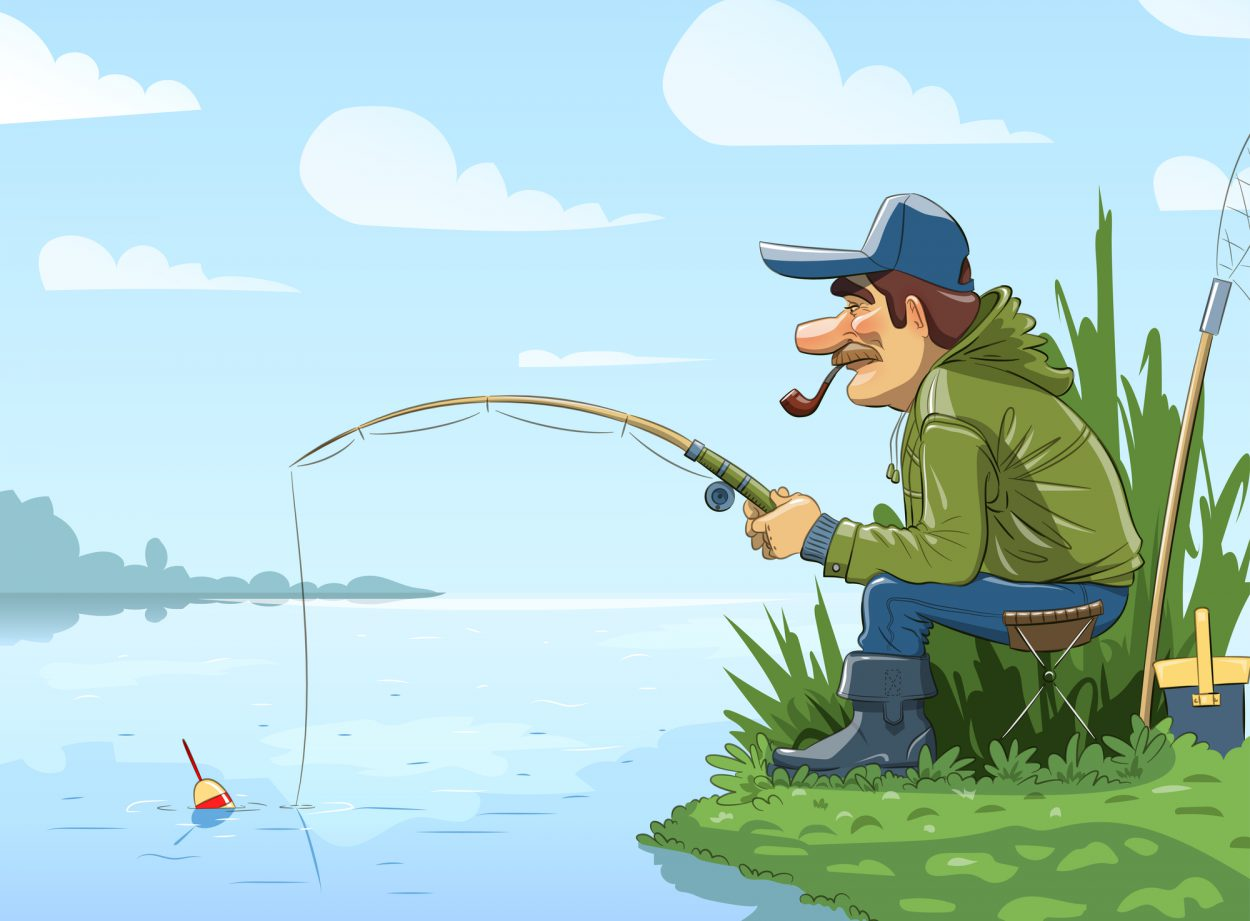андерсен, картинки рыбаков с удочками прикольные ракушек