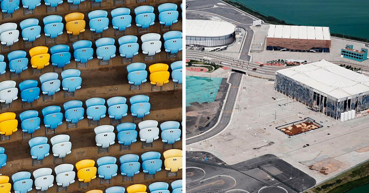 Вот как выглядит Рио через полгода после Олимпиады