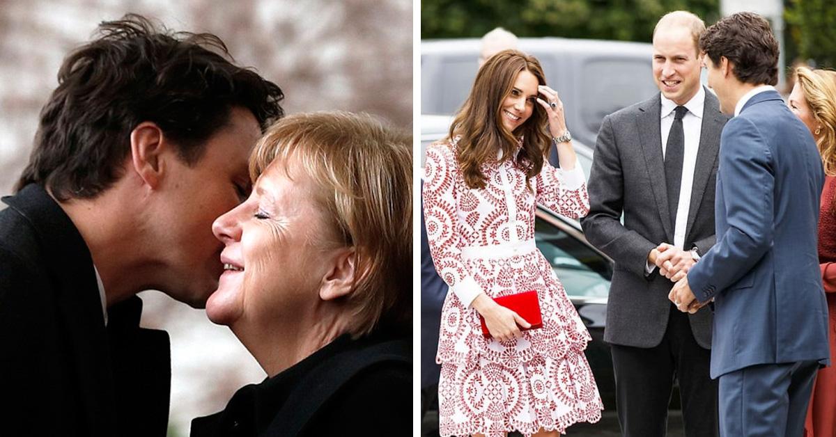 Канадский политик-красавчик покоряет президентов, королев, принцесс иИванку Трамп