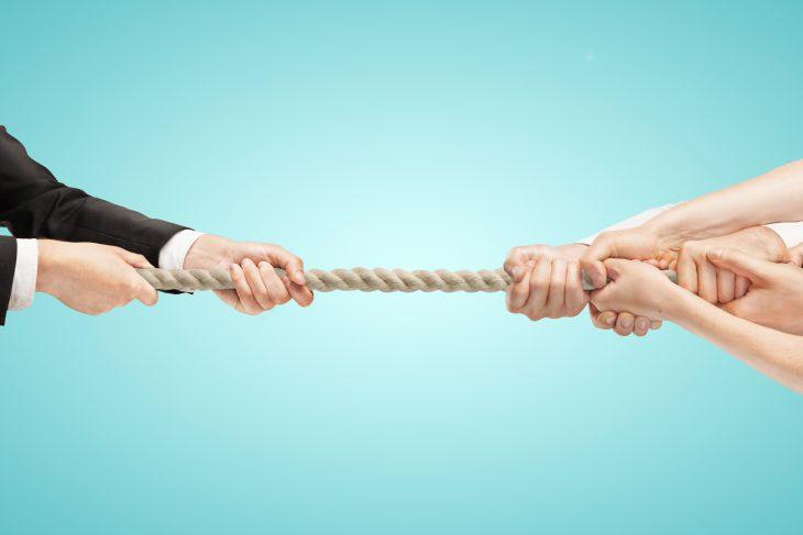 5 способов общения сзаядлыми спорщиками