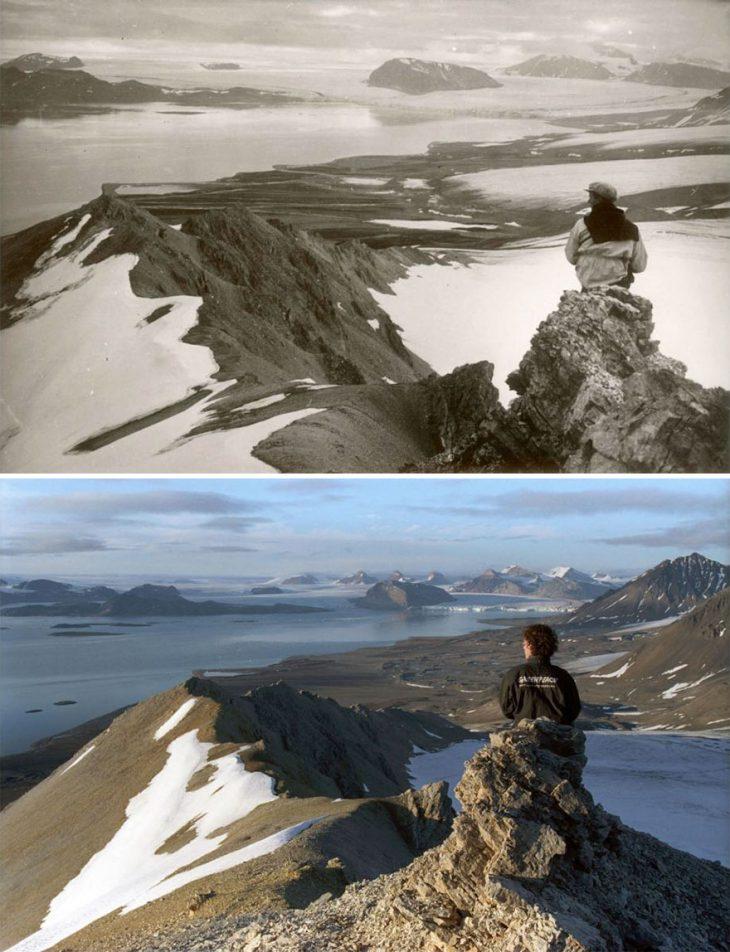 Посмотрите, что происходит следниками Арктики внаше время