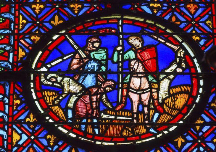 Вот как вСредние века люди избавлялись отлюбовных страданий