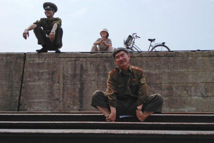 Уникальные фотографии Северной Кореи, снятые нателефон
