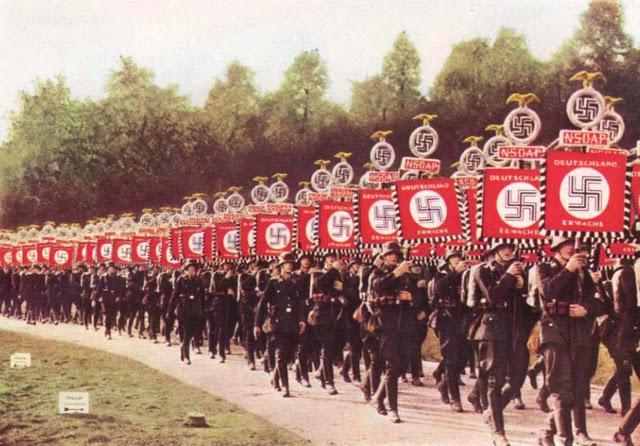 20впечатляющих фотографий Нацистской Германии отличного фотографа Гитлера