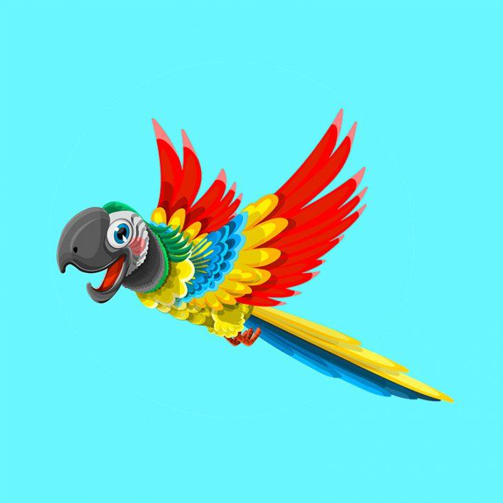 «Почемуже эти два попугая продаются только вместе?!»