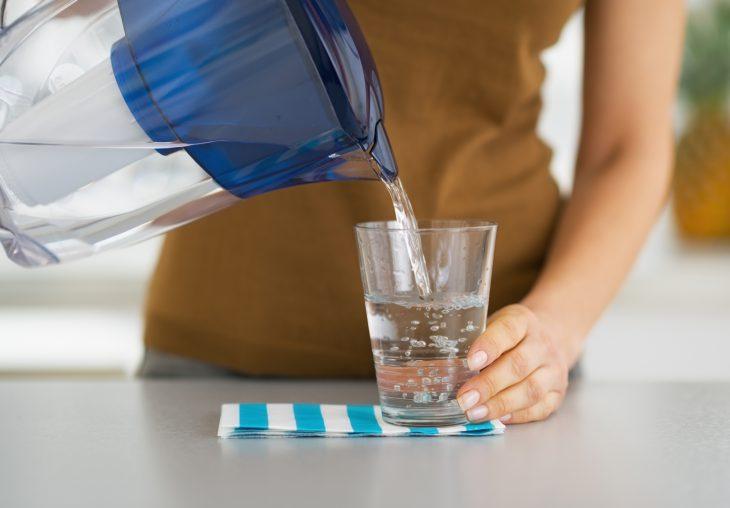 Как наша маленькая дочка отбила желание пользоваться фильтром для воды