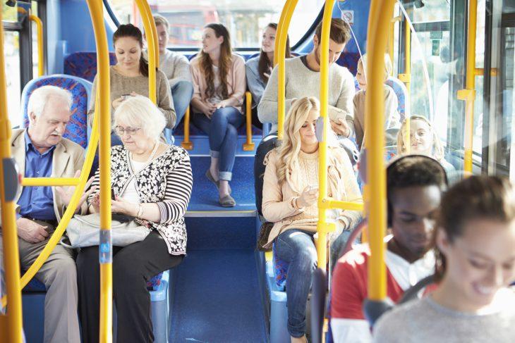 Как яобломал заносчивую дамочку вавтобусе