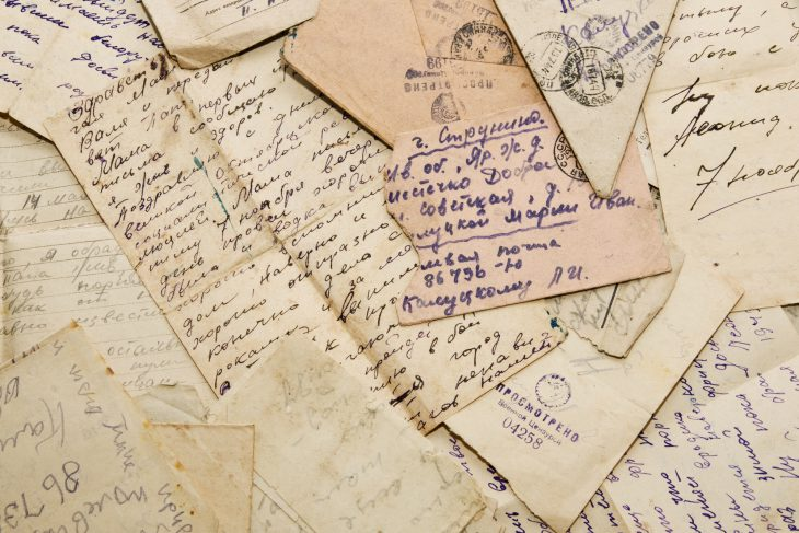 Однажды солдату пришло письмо, что его отец находится при смерти
