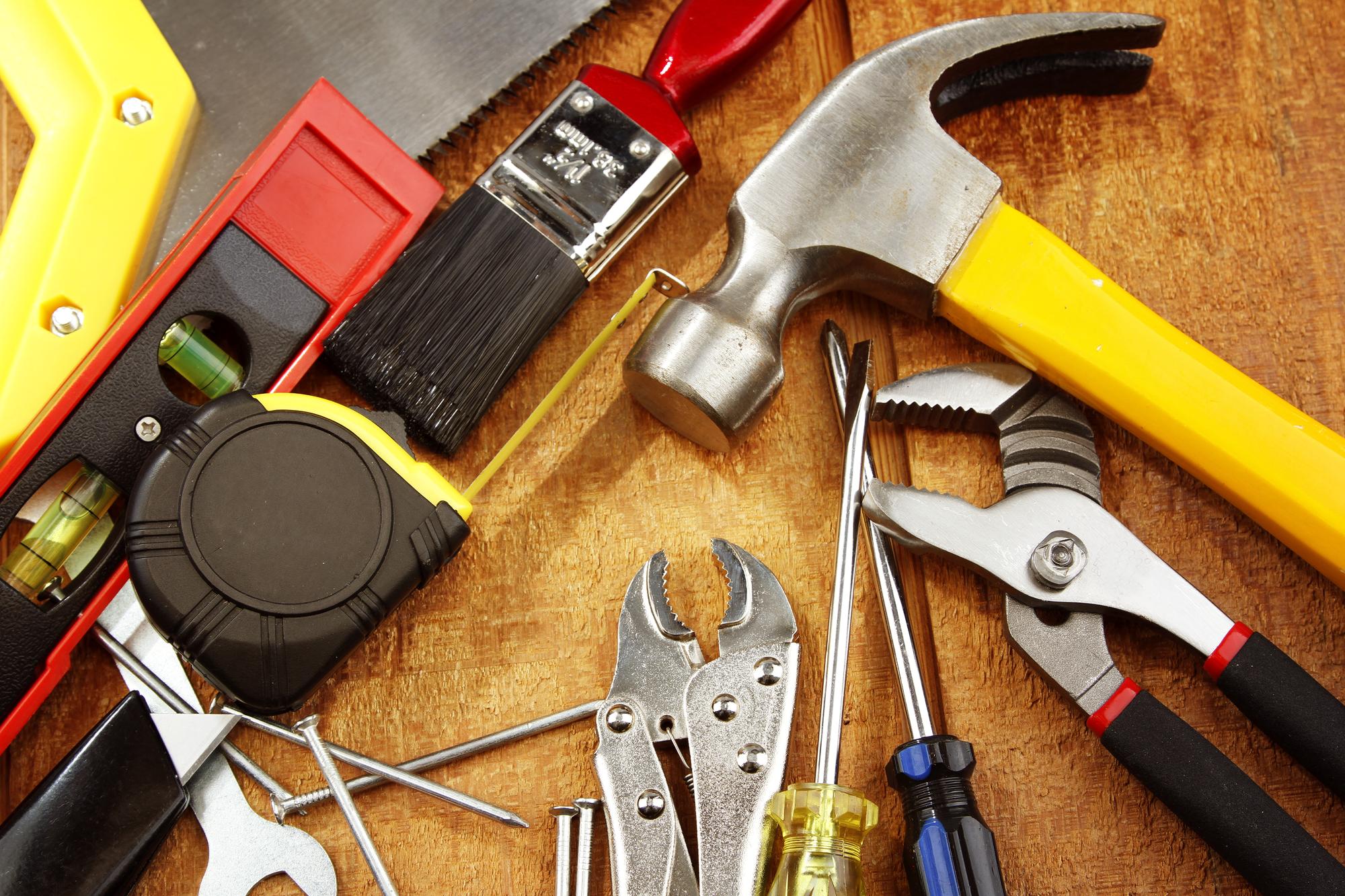 Картинки с инструментами строительными материалами