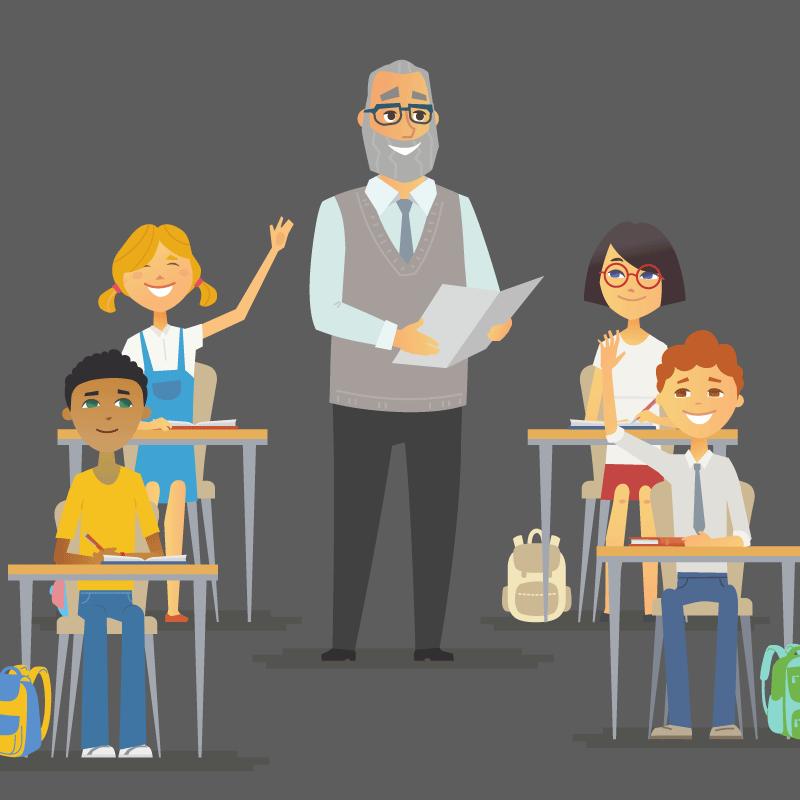 Анекдот про то, как вопрос учителя помог мальчикам осознать кое-что важное