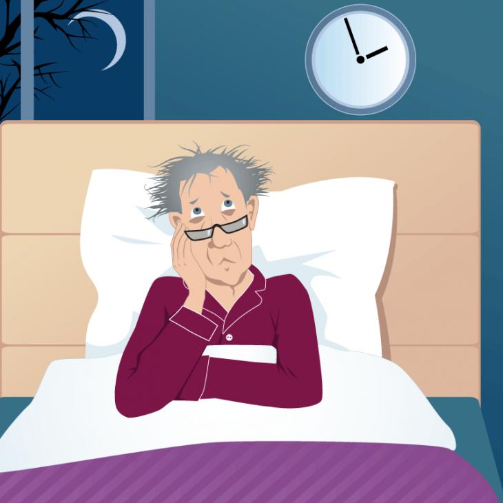 Как находчивая Сарочка вылечила головную боль усвоего мужа