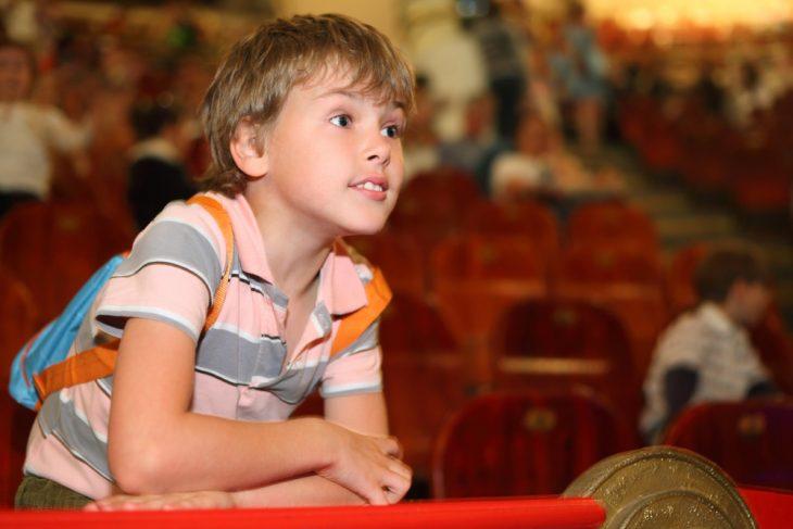 4c9c036de569 Буквально пару дней назад мне на работе вручили два бесплатных билета в  цирк. Недолго думая, я позвал с собой младшего братишку — ему всего 10 лет,  решил, ...