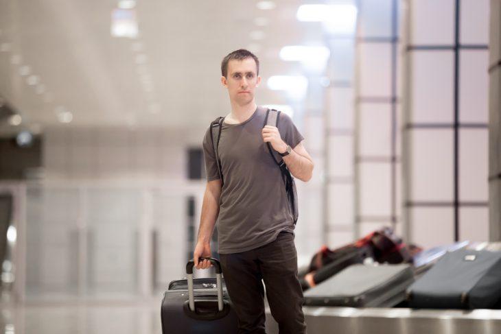 Аэропортнеместо для наглых воров