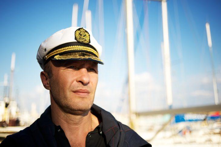 Русский моряк, холодильник инепостижимая японская учтивость