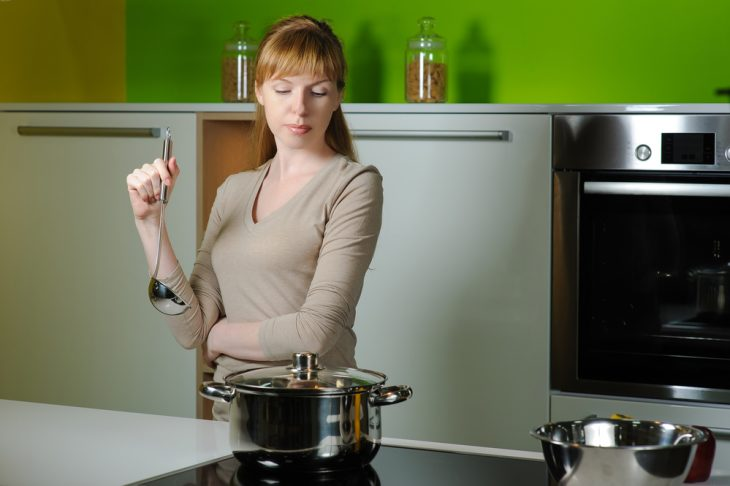 Мама, которая нелюбит готовить