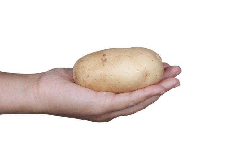 Картошка граната