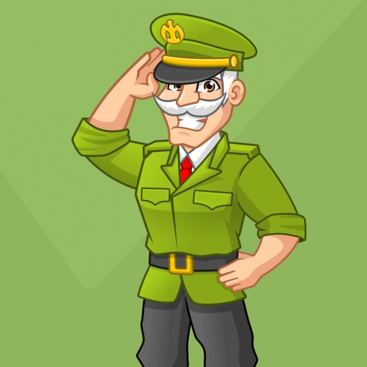 Интересный анекдот про старого генерала иего знакомых