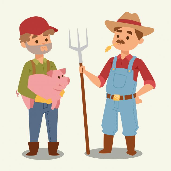 Анекдот про возможности развития сельского хозяйства вмаленькой деревне