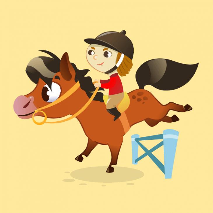 Анекдот про жокея изагадочную конфетку для лошади